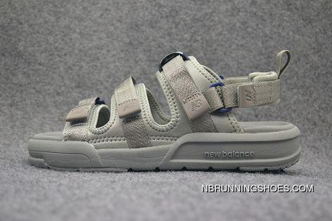cd3ba8ca0320 New Balance SD3205DD2 Grey Men Women Sports Sandals Unisex Sneakers Online