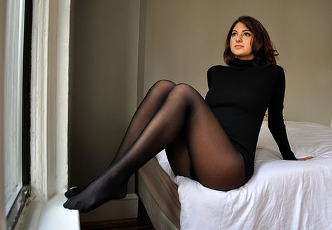 3782cf5f01ea3 Dark Pantyhose on Lovely Legs | Flickr - Photo Sharing! | фото ...
