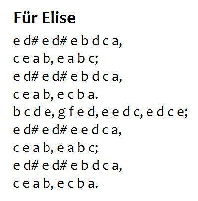 42 Beginner Fur Elise Sheet Music With Letters Piano Sheet Music Letters Clarinet Sheet Music Piano Music Easy