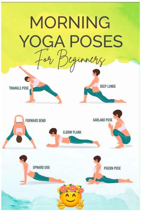 Yoga Poses For Two, Easy Yoga Poses, Yoga Poses For Balance, Beginner Yoga Poses, Intermediate Yoga Poses, Beginner Meditation, Yoga Poses For Sleep, Standing Yoga Poses, Beginner Morning Yoga