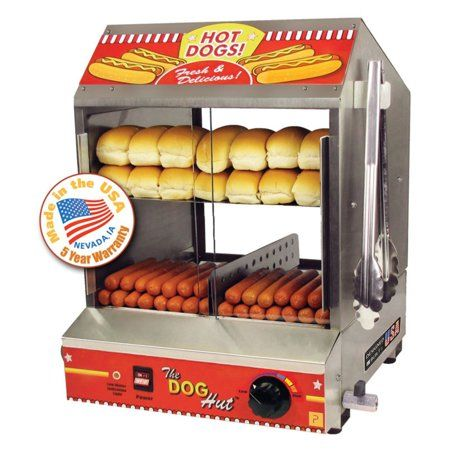 Paragon Hot Dog Steamer Walmart Com In 2020 Hot Dogs Hot Dog Cart Hot Dog Stand