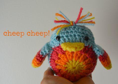 Crochet Chick free pattern