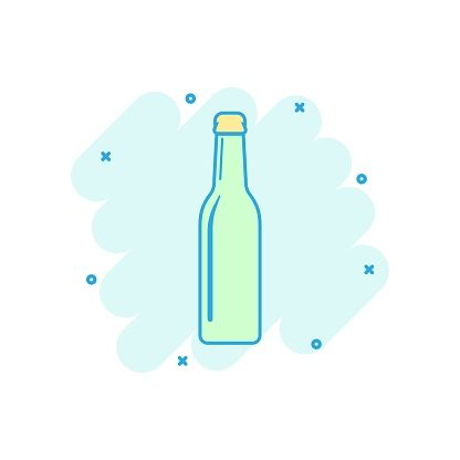 Set Icons Of Beer Bottles Beer Bottle Clipart Beer Bottle Png And Vector With Transparent Background For Free Download Beer Bottle Beer Icon Beer