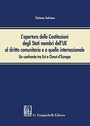 Scaricare L Apertura Delle Costituzioni Degli Stati Membri Dell Ue