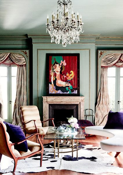Light This Way - Inside The Stately Home Of Los Angeles Jewelry Designer Jeet Sohal - Photos