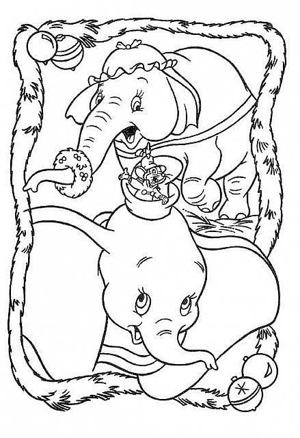 Disegni Da Colorare Dumbo Disegni Da Colorare E Stampare Gratis
