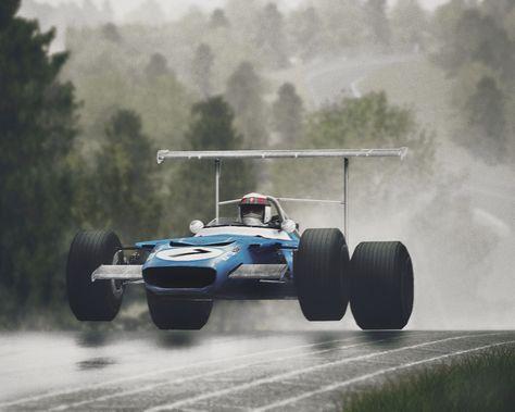 jackie-stewart-1969 Nurburgring  Plus de découvertes sur Le Blog des Tendances.fr #tendance #packaging #blogueur