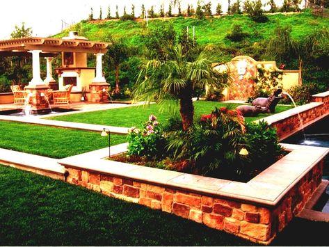 Do It Yourself Design Landschaft Bemerkenswert Diy Hinterhof #Gartendeko