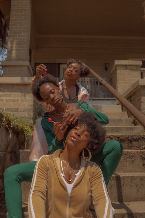 Beautiful Black Girl, Black Girl Art, Black Women Art, Black Girl Magic, Black Girls, Black Girl Aesthetic, Brown Aesthetic, Dark Skin Beauty, Black Beauty