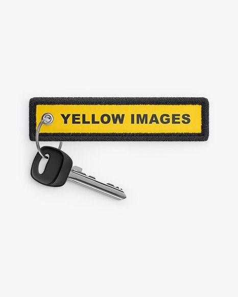 Motorcycle Keychain Mockup In Object Mockups On Yellow Images Object Mockups In 2021 Motorcycle Keychain Mockup Keychain