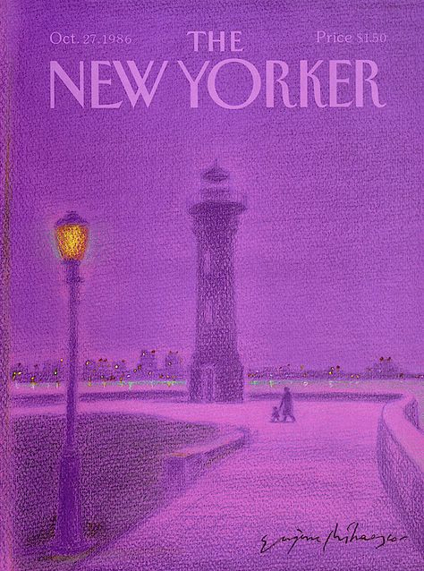 Top 80 des plus belles couvertures du New Yorker (ou presque) Collage Mural, Bedroom Wall Collage, Photo Wall Collage, Picture Wall, The New Yorker, New Yorker Covers, Dark Purple Aesthetic, Lavender Aesthetic, Gray Aesthetic