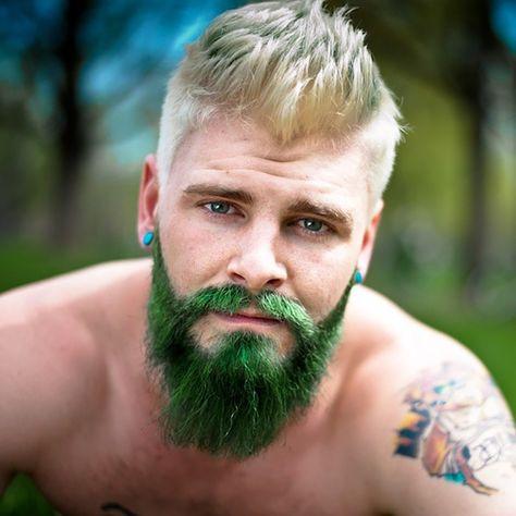 1001 Ideen Wie Sie Attraktiv Den Bart Färben Können Brigid