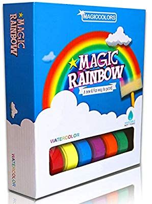 Amazon Com Shefiz Magic Painting Kit For Kids Including Paint