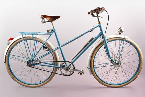 La Manufacturef Mixte │ Maxime Fontvielle strives to uphold the esthetique of vintage French-designed bikes while upgrading them with modern components.