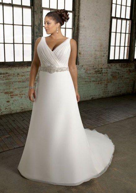 29++ Antique plus size wedding dresses inspirations