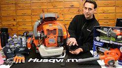 Husqvarna 130bt Vs 150bt Vs 350bt Vs 360bt Vs 570bts Blower 2019 Husqvarna Lawn Repair Lawn Care Diy