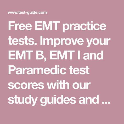 Emt (nremt) practice test & review questions. By mark patrick media.