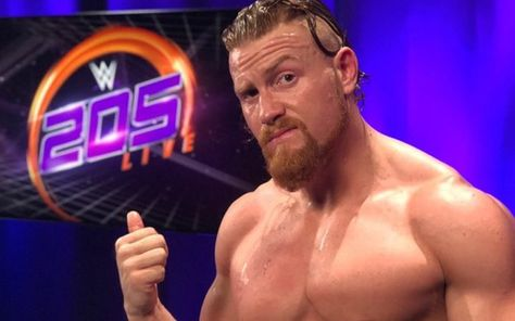 Buddy Murphy Reveals How Much He Really Weighs After Leaving 205 Live