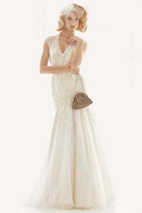 Melissa Sweet for David's Bridal Style MS251005 $312.99 Melissa Sweet For Davids Bridal