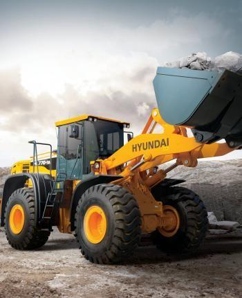 Hyundai Hl770 9a Hl780 9a Wheel Loaders Construction Equipment Construction Equipment Hyundai Construction Vehicles