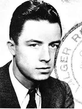 Young Albert Camus