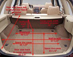 Jeep Grand Cherokee Wj Cargo Area Dimensions Jeep Grand Jeep Grand Cherokee Jeep Grand Cherokee Accessories
