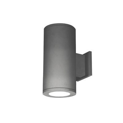 Wac Lighting Tube Terea Led Outdoor Sconce Size 12 5 H X 5 W X 7 63 D Fixture Finis Modern Outdoor Wall Lighting Outdoor Sconces Wac Lighting