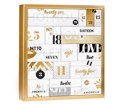Amorelie Adventskalender 2017 Premium Edition Amorelie