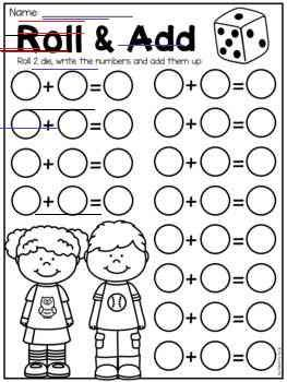 Free First Grade Math Worksheets Free First Grade Math Worksheets Mattestationer Skolideer Forskoleaktiviteter