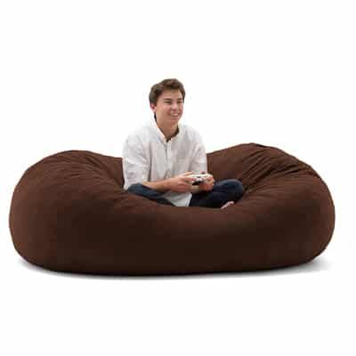Prime Top 15 Best Memory Foam Bean Bag Chairs In 2019 Home Machost Co Dining Chair Design Ideas Machostcouk