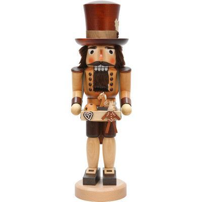 The Holiday Aisle Christian Ulbricht Toy Trader Nutcracker