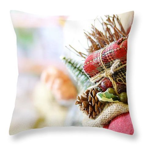 Evergreen Cuscini.Christmas Gift Throw Pillow For Sale By Orazio Puccio Cuscini