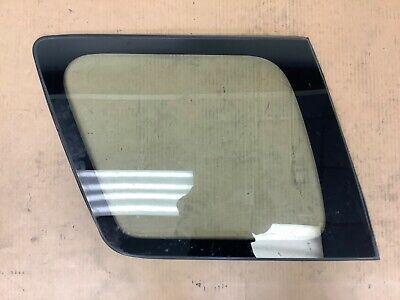 97 01 Crv Left Rear Quarter Panel Opera Glass Square Back Side Window Oem In 2020 Paneling Glass Side Window