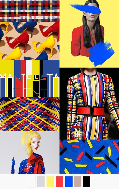 #primary #colors #moodboard #