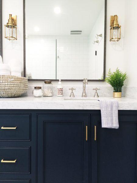 The Sunday Fix Kitchens Navy Bathroom Amazing Bathrooms