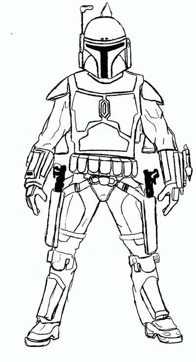 Boba Fett Coloring Page : coloring, Coloring, Pages, Book,, Sheet,, Colors
