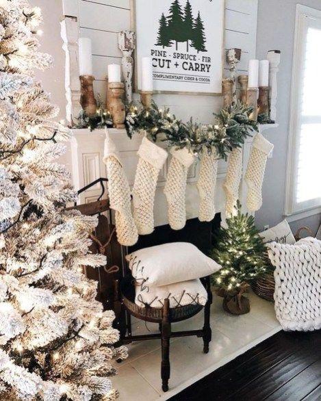 Amazing Winter Home Decoration Ideas 24 Decor Home Decor Christmas Home