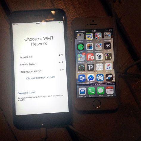 Näkeekö muut tässä jonkinlaista taantumaa? #taskupuhelin #matkapuhelin #kännykkä #iphone6splus #taskutietokone #lelut