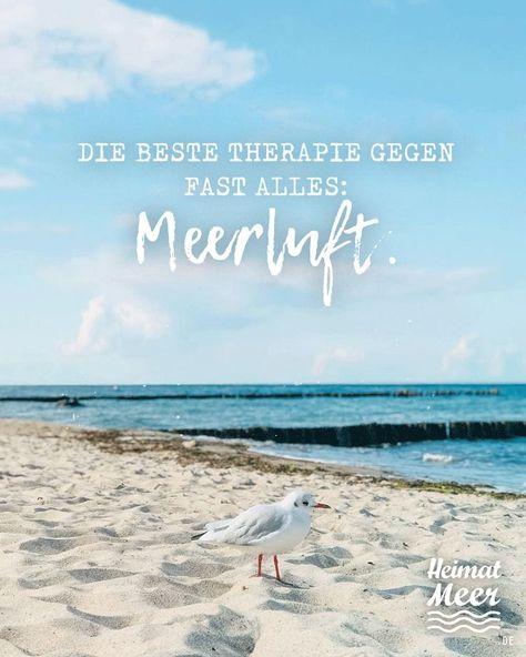 Die beste Therapie gegen fast alles: MEERLUFT - #alles #beste #Die #fast #gegen #MEERLUFT #Therapie