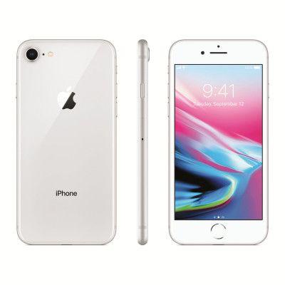 Apple Iphone 8 256gb Silver Unlocked Energyitshop Com Iphone Iphone 8 Refurbished Iphones