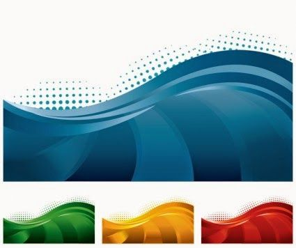 Pin By Raafat Alzoubi On Worded Vector Free Abstract Banner