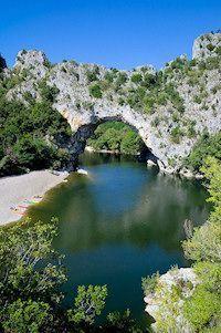 Le Pont D Arc Gorges De L Ardeche France Campingfrance