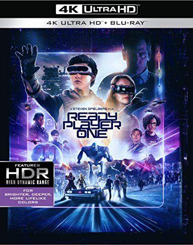 Ready Player One 4k Uhd Bd Blu Ray Warnerbrothers Https Www Dp B079pdjsj8 Ref Cm Sw R Pi Dp U X Q Ready Player One Player One Adventure Movies