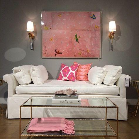 Colorful Daybed Living Room Festooning - Living Room Designs ...