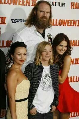 Rob Zombie's Halloween II cast | Michael Myers | Pinterest ...