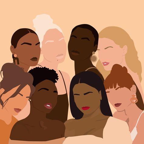 International Women's Day on Behance