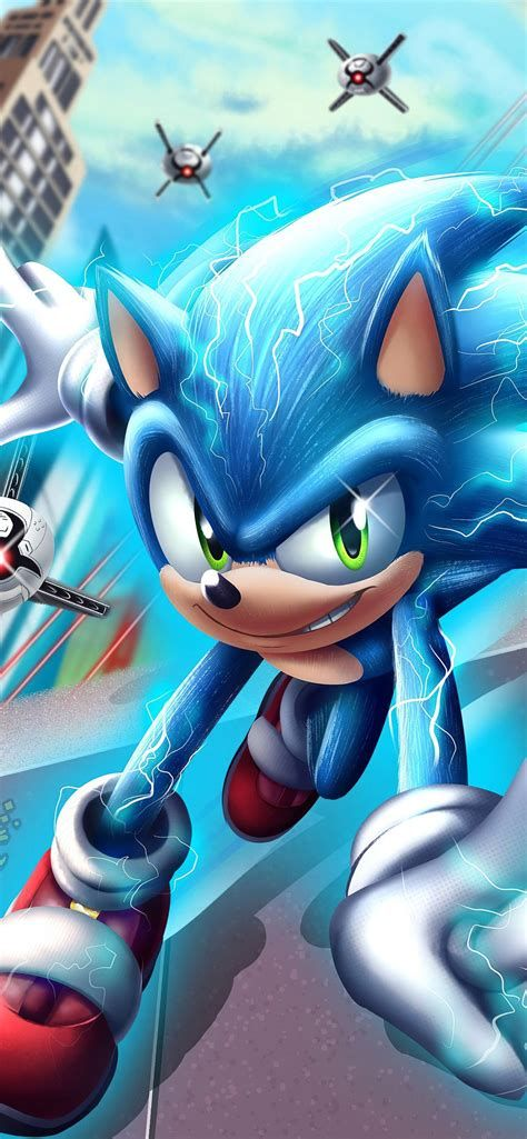 Sonic The Hedgehog Movie 2020 Wallpapers - Wallpaper Cave