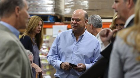 David Tepper: potentially the next Carolina Panther's owner. What