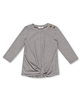 Speechless Girls Big Sporty Twist Front T-Shirt