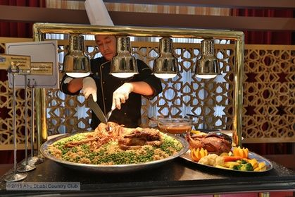 Iftar Buffet With Free Flowing Traditional Ramadan Drinks For Up